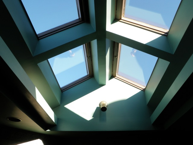 Unique skylight