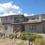 Custom home, Sabino Canyon area