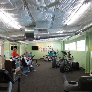 Retirement Community Fitness Center (Tenant Improvement)